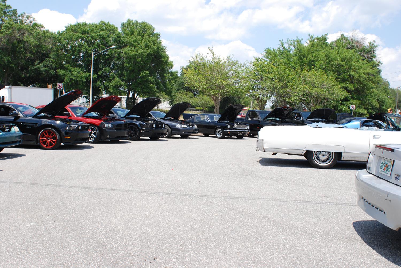 4th Annual Car Show