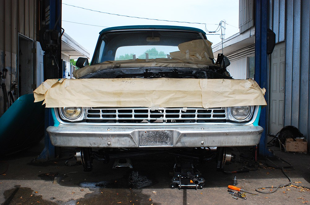 66 Ford Pick Up