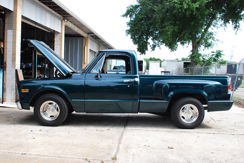 1968 C-10 Custom Chevy Pickup
