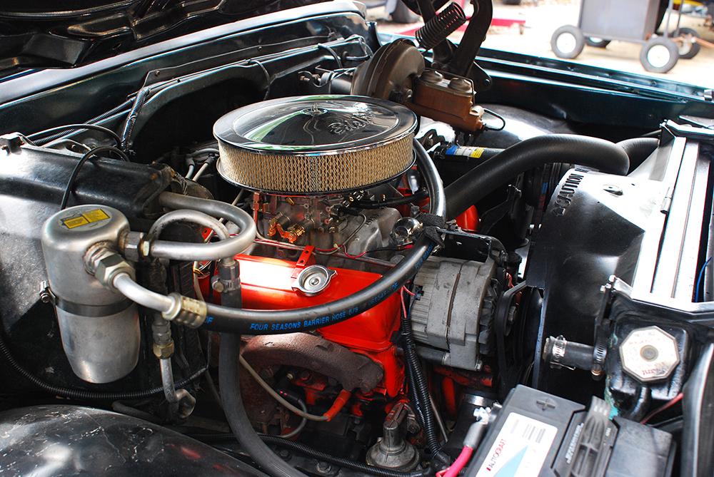 1968 C-10 Custom Chevy Pickup