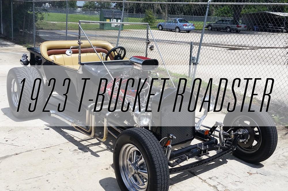 1923 tbucket Roadster