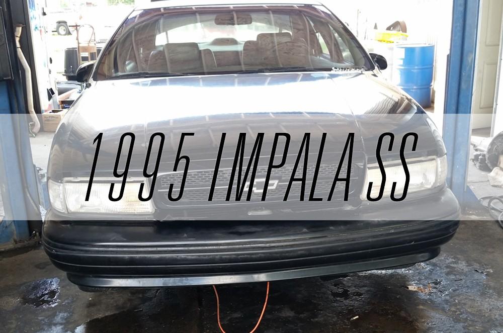 1995 IMPALA SS project