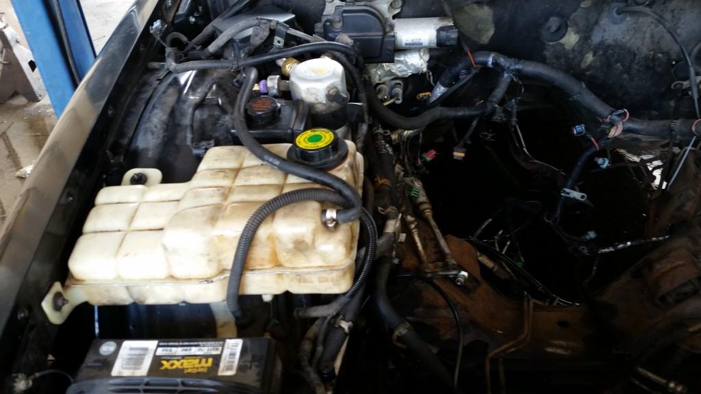 1995 impala ss jessie car project