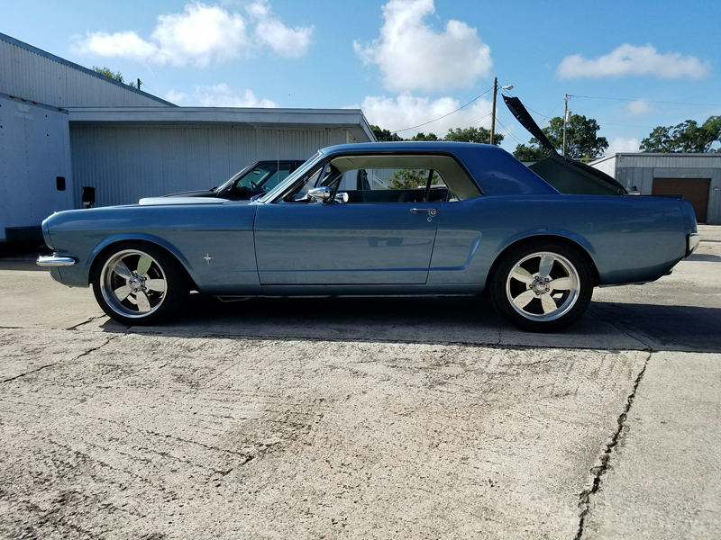 1965 Mustang V8 automatic