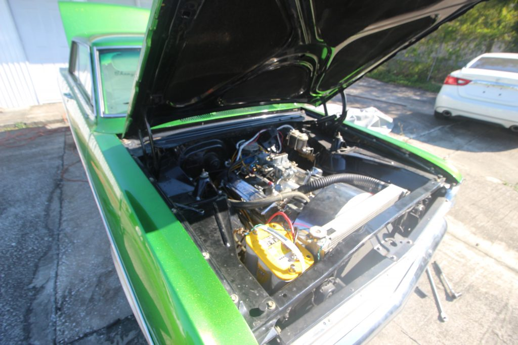 1964 Chevy Nova II Small block 400, refinished and brought back to life!